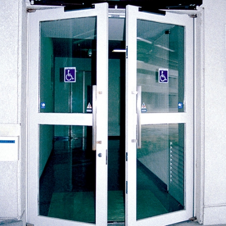 GT-710 Power Assist Auto Door