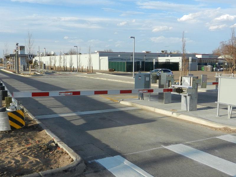 Barrier Gate HySecurity #1